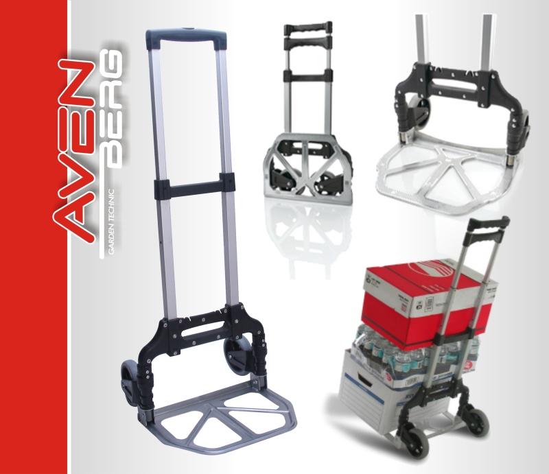 Multifunkční skládací + teleskopický vozík AVENBERG Henry
