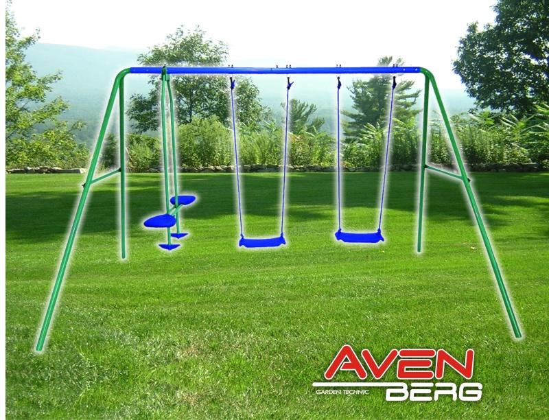 Zahradní houpací set AVENBERG SPSE-2400-BCC-2