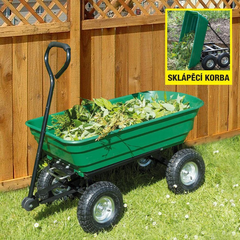 Zahradní vozík AVENBERG WAGNER 75