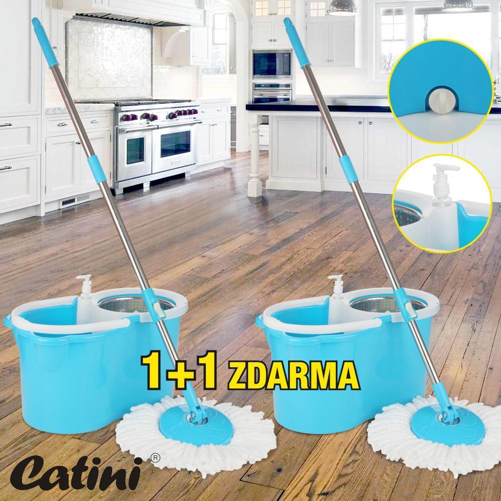 Rotační mop Catini STARLIFE -Set 2 ks