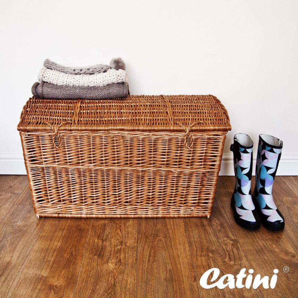 Proutěná- ratanová komoda Catini ROMANTIC