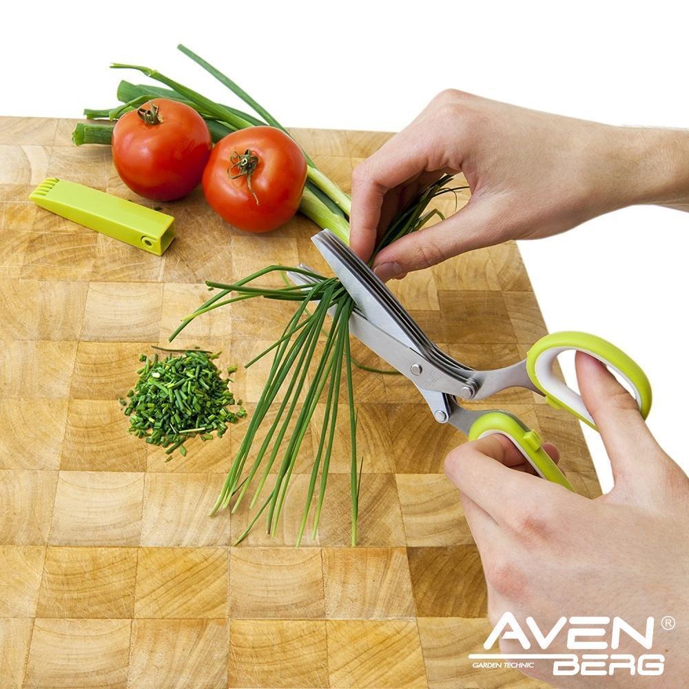 Nůžky na bylinky HERBAL