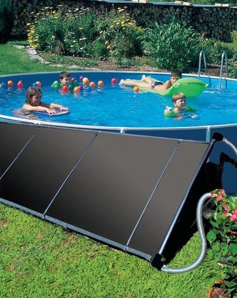 Solární ohřev bazénu AVENBERG EKO 3,6m2